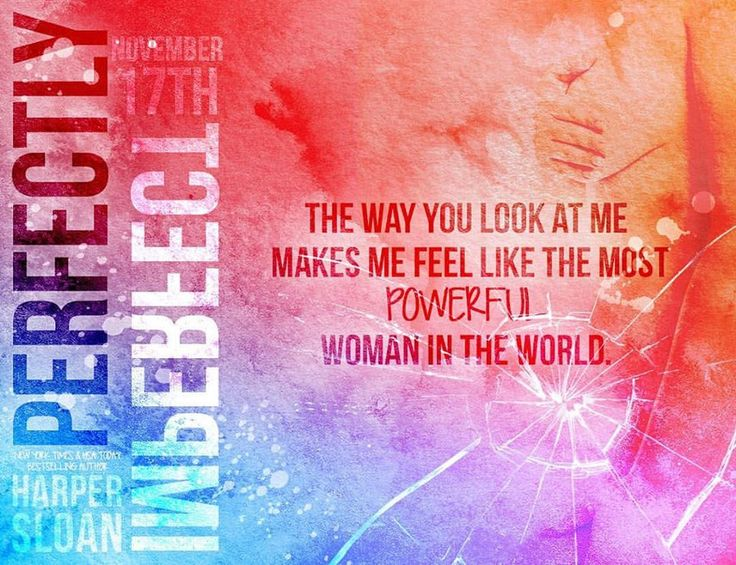 RELEASE BLITZ & GIVEAWAY: Perfectly Imperfect by Harper Sloan - #iAmWillow - iScream Books: