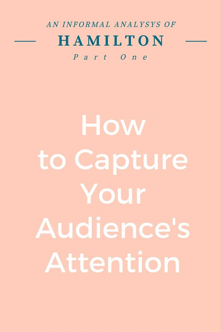 7 excellent ways to start a presentation and capture your audience's attention