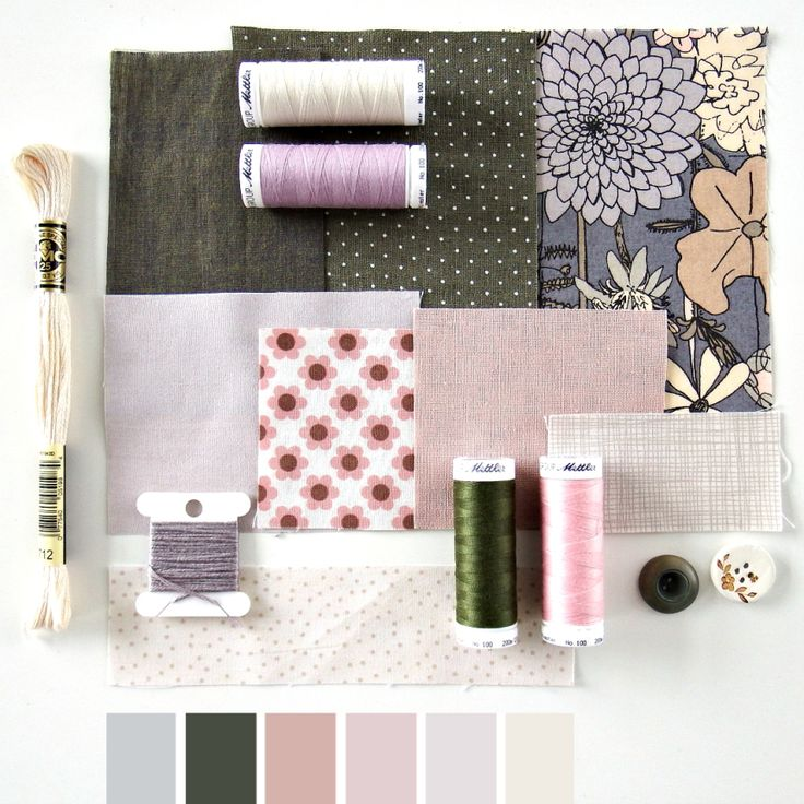 Color curated moodboard by Very Berry for #the100dayproject - 63/100 cream grey pink olive grey