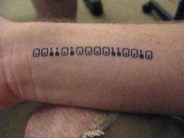 I would get something like this, except I'd get 101010 ...