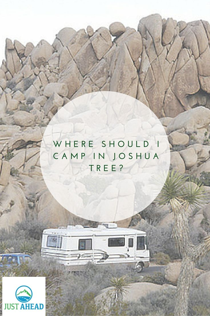 There's nothing like spending a night or two in Joshua Tree National Park. The nearby motels and inns are fine (click here for advice about where to stay), but they're not in the park. And nighttime in Joshua Tree is special. The sky is almost always clear, so the star show is dazzling, particularly in the campgrounds farthest away from the glow of city lights: Belle, White Tank, and Cottonwood Spring. No matter where you camp, sunset and sunrise are almost always dramatic. #JustAhead