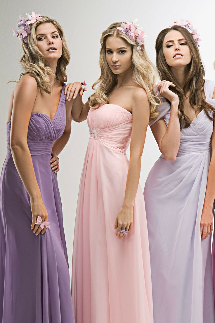 Kelsey Rose - 2012 Bridesmaids Collection Brides Magazine