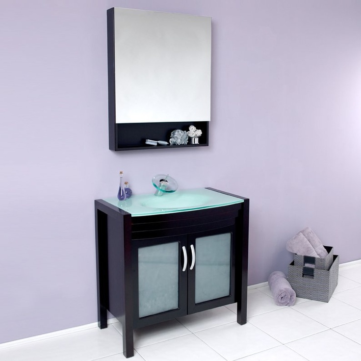 FFT10 Classico Collection Infinito Modern Bathroom Vanity