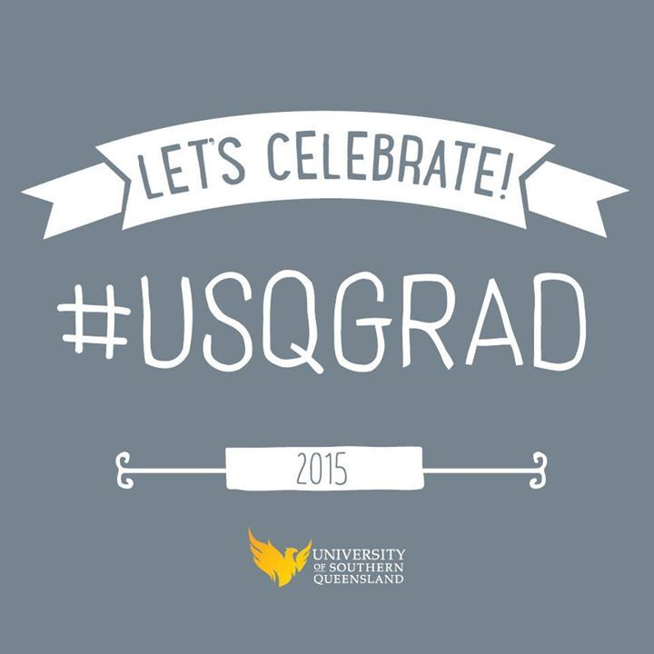 We are so proud of all our graduates! #USQ