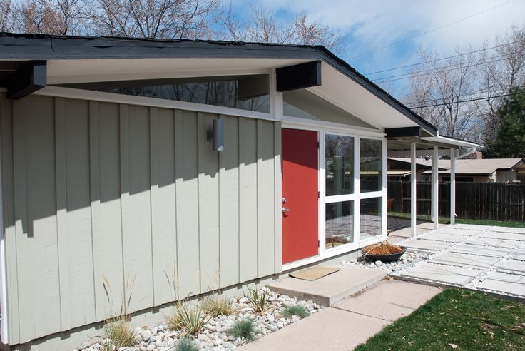 As A Leading Denver Real Estate Broker, Adrian Kinney Offers Cliff May,  MCM, Mid Century Modern Homes For Sale.