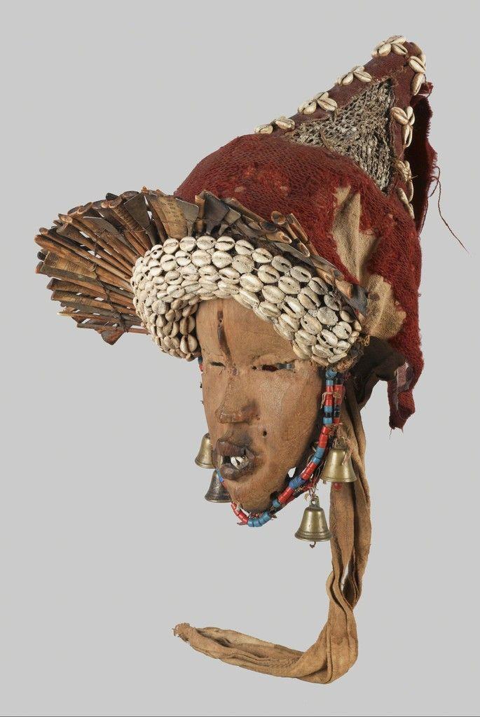 Unidentified Dan Artist, Mask (Ga Wree Wree), 1850-1980