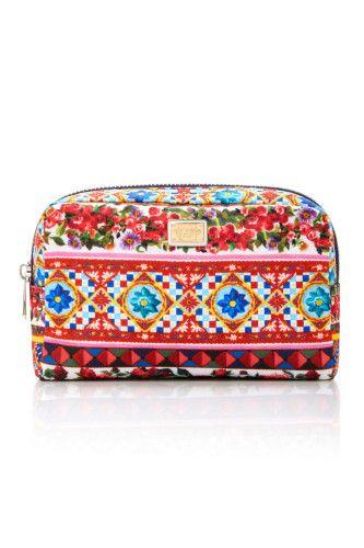 Dolce & Gabbana Printed Wash Bag - Over the Moon
