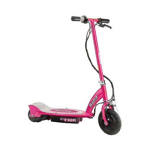 Razor E100 Electric Scooter- Girls/ Pink