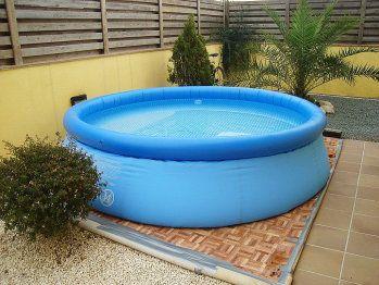 Mais de 1000 ideias sobre piscinas de plastico no - Piscina plastico carrefour ...