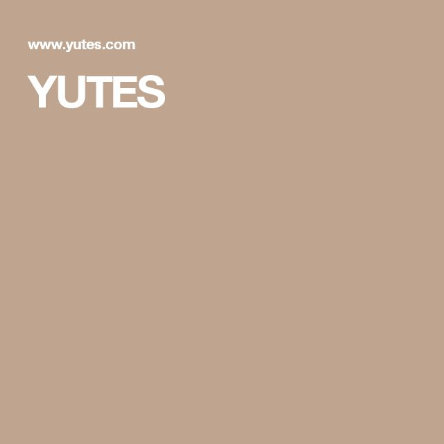 YUTES