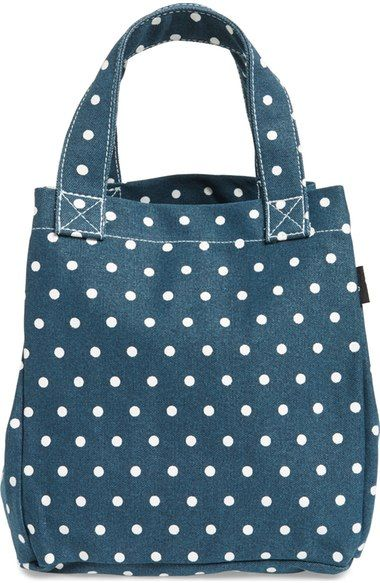 Maika Canvas Lunch Tote available at #Nordstrom