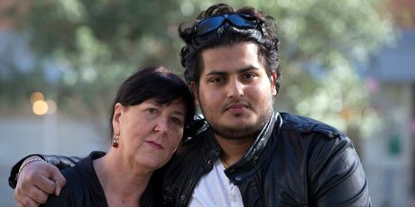 A couple's age gap of nearly 40 years is being cited as one of the reasons Immigration New Zealand declined an Indian man's visa application - a move he says is ageist....