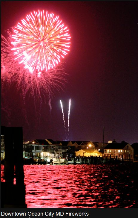 ocean city md july 4th 2012