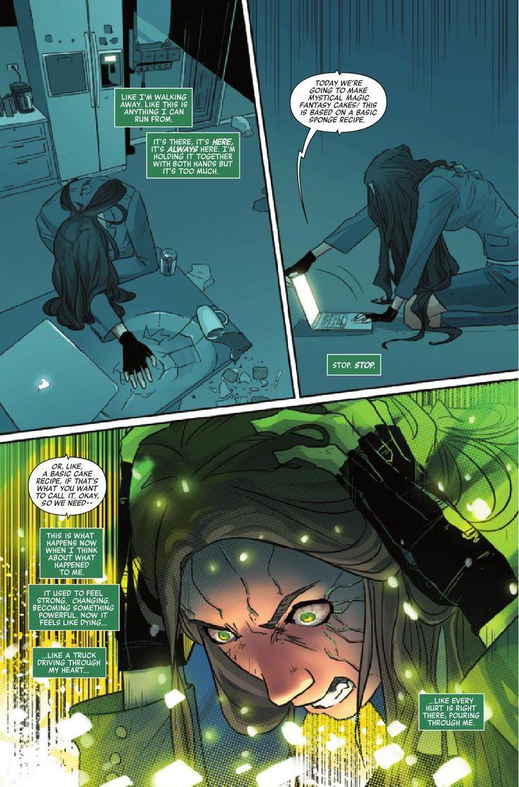 Preview: Hulk #1, Story: Mariko Tamaki Art: Nico Leon Cover: Jeff Dekal Publisher: Marvel Publication Date: December 28th, 2016 Price: $3.99    JENNIFER ...,  #All-Comic #All-ComicPreviews #Comics #Hulk #JeffDekal #MarikoTamaki #Marvel #NicoLeon #previews