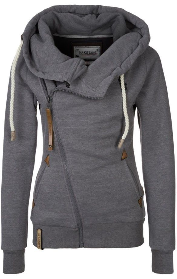 Adorable comfy and cozy hoodie fashion