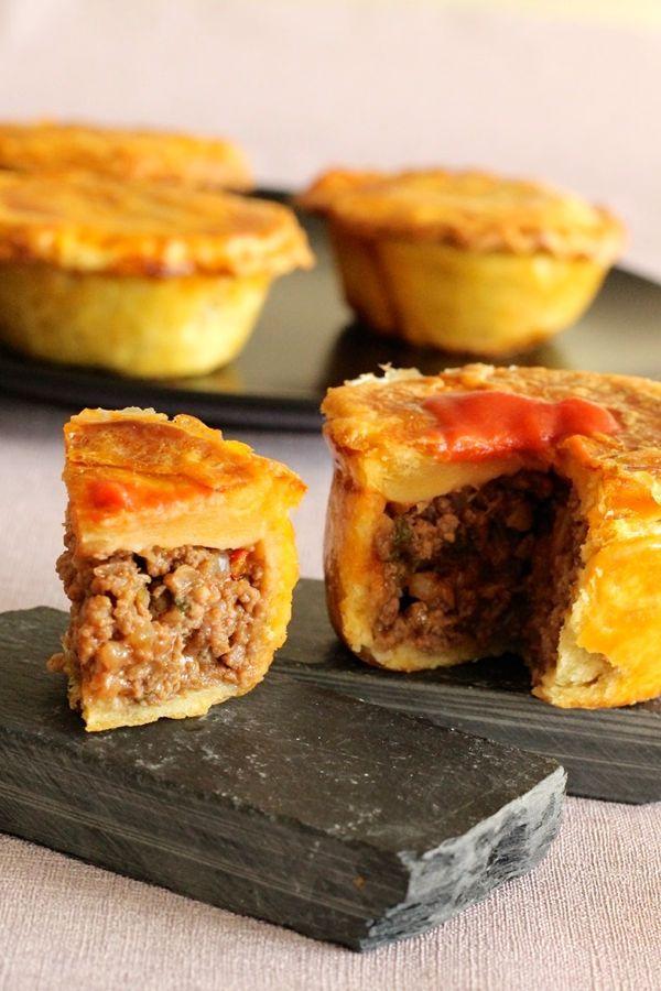 Meat Pie - Recette Traditionnelle Australienne | 196 flavors