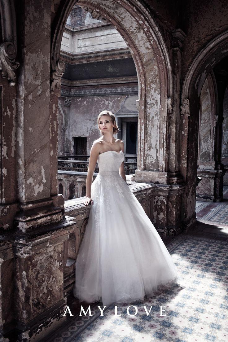 Juan / Amy Love Bridal / Kolekcja 2016 / Suknie ślubne