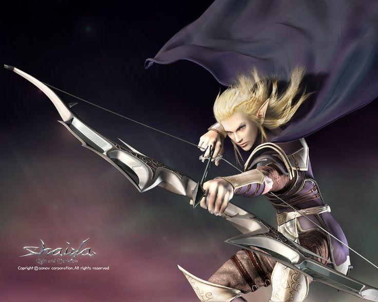 elf | Elf - Shaiya: Light and Darkness