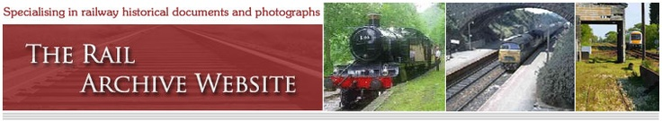 The Rail Archive Website