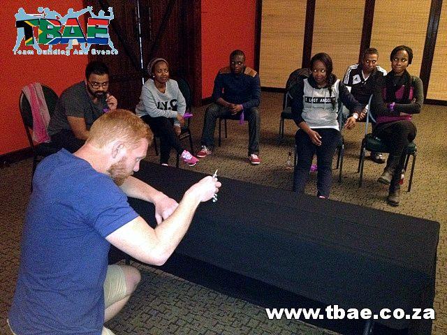 Minute To Win It Team Building #SAB #TeamBuilding #MinuteToWinIt