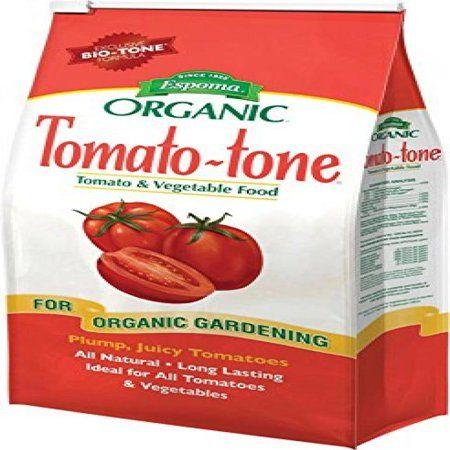 Espoma Tomato Tone In 2019 Tomato Fertilizer Growing 640 x 480