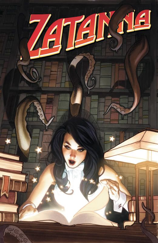 Comics review: Zatanna # 14 | Islander Girl