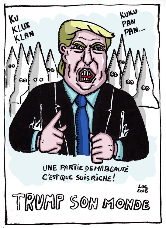 #trump #Kukluxklan #Primaires #politique #americaine #citation