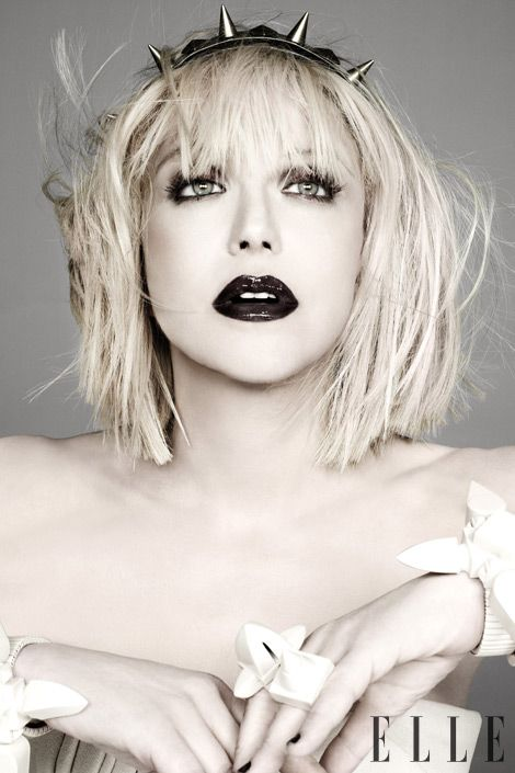 """Courtney Love Portland, Oregon Though she's known to oscillate wildly between """"hot"""" and """"hot mess,"""" the Hole frontwoman is still a designer's darling, claiming Karl Lagerfeld and Ricardo Tisci as close friends."""