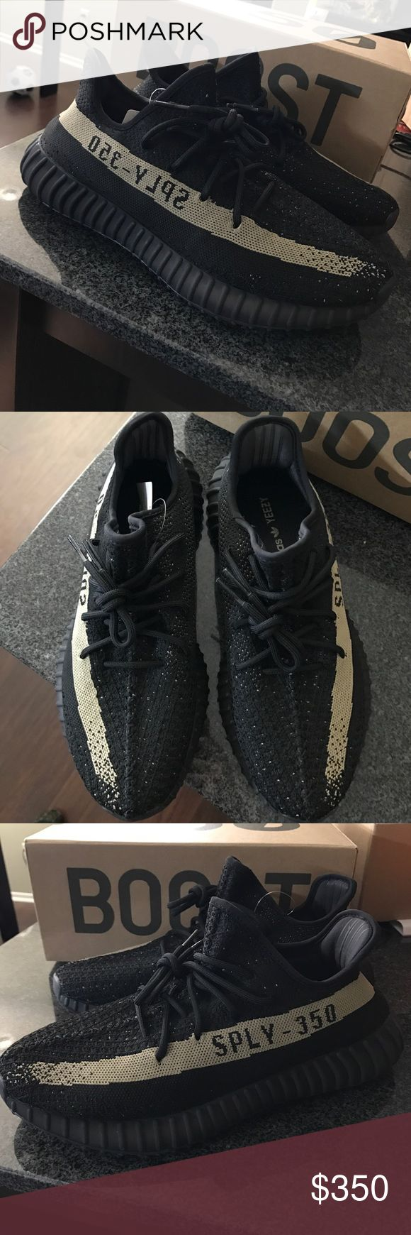 adidas palace pro suede yeezy boost 350 pirate black size 13