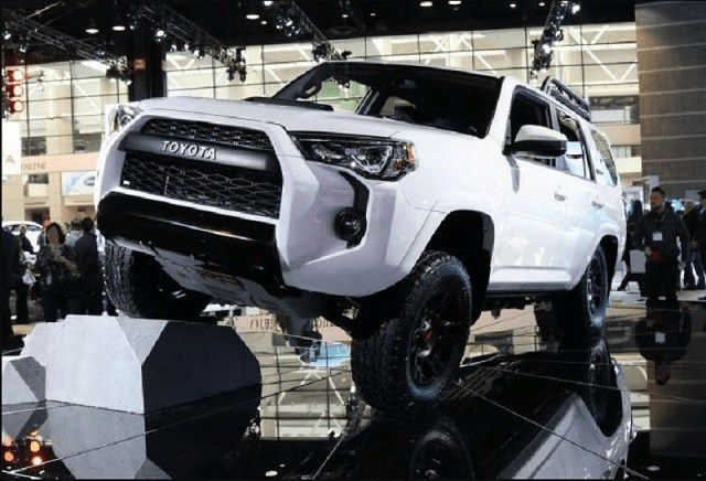 2020 Toyota 4runner Toyota 4runner 4runner Toyota 4runner Trd