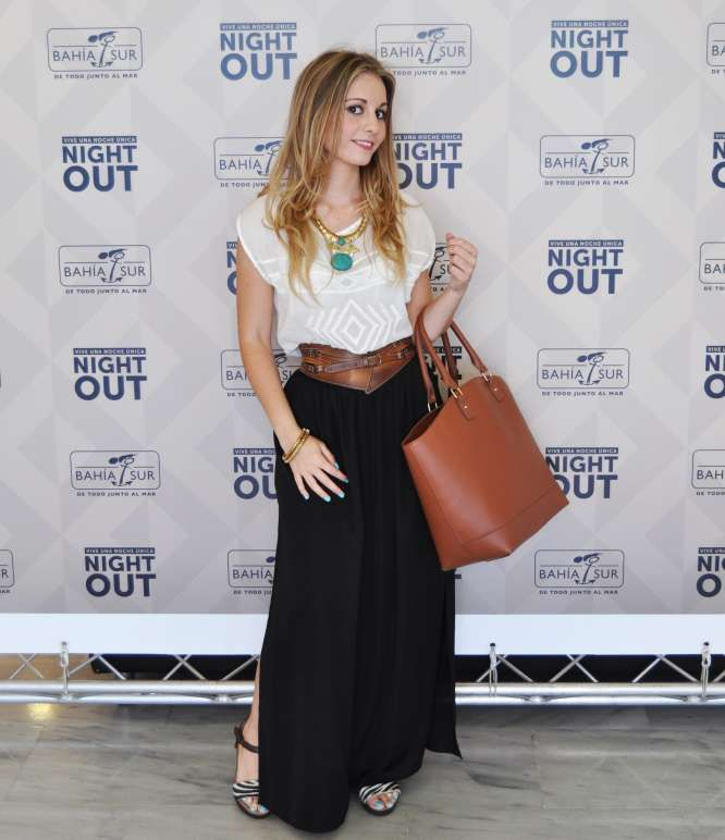 L's Notebook: Look para un evento bogger /// Bahía blogger