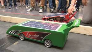 car on solar energy