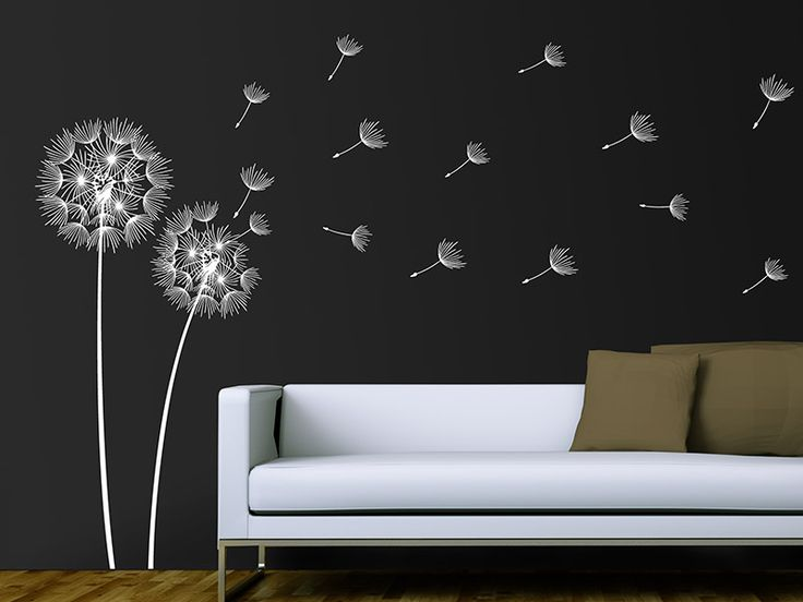17 best ideas about wandtattoo pusteblume on pinterest wandtattoo babyzimmer wandaufkleber. Black Bedroom Furniture Sets. Home Design Ideas