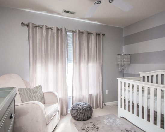 Pink And Grey Nursery Design, Pictures, Remodel, Decor and Ideas - page 10