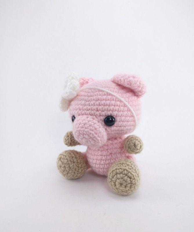 461 best Amigurumi Mini images on Pinterest | Animales de ganchillo ...