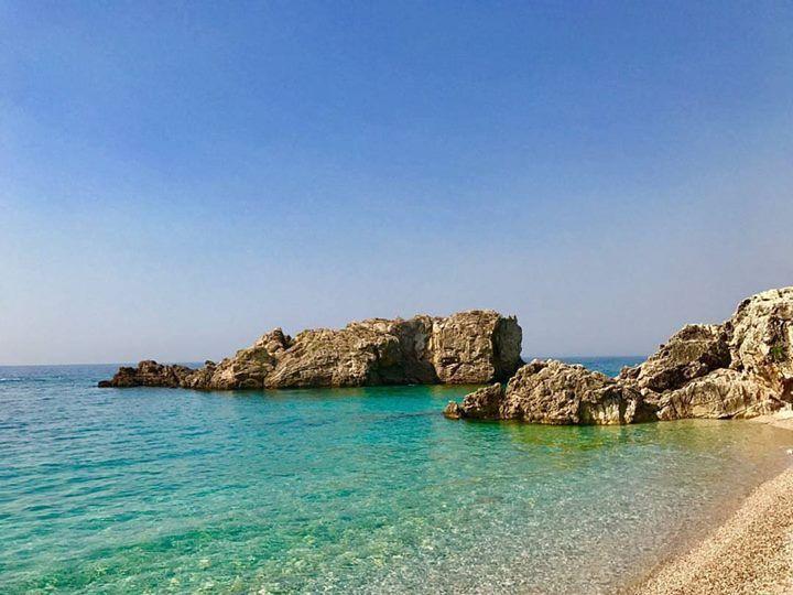 #Albania #Jalë #Beach #Himare un piccolo paradiso a portata di mano  http://ift.tt/2vxNTyJ http://ift.tt/2fosZ1P