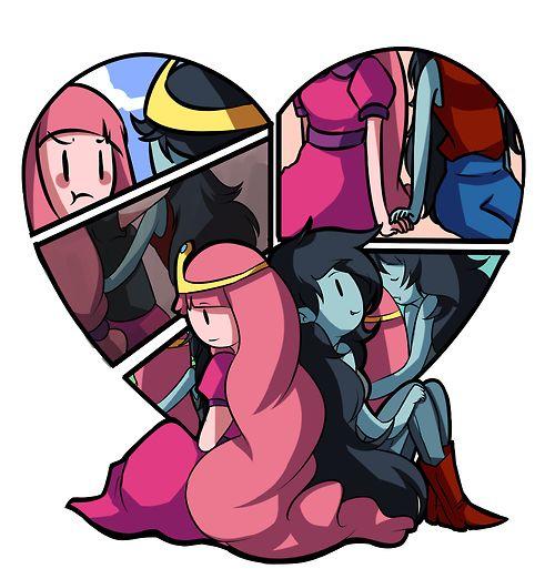 Bubbleline PB, Marceline, Adventure Time