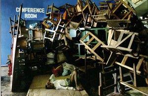 Premio Pulitzer de fotografía de 2004  Para Carolyn Cole de Los Angeles Times por las fotos donde se muestran los efectos posteriores a la guerra civil de Liberia