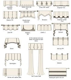 Greta Tyson Tyson designs | cool window treatments
