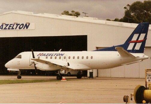 Hazelton [subsidiary of Ansett] SAAB 340 A