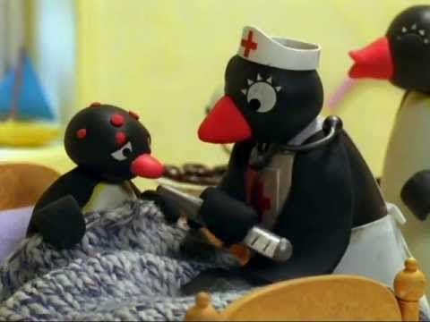 Pingu Season 6 (Sezon 6) - 06 Poor Pinga (HQ)