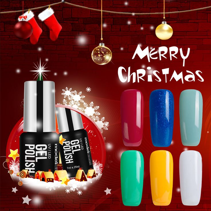 New Arrival Christmas Sytle Series Nail Art Gel Polish Soak-off UV Gel Long Lasting Colorful UV Gel Nail Polish Beauty Nail Art #>=#>=#>=#>=#> Click on the pin to check out discount price, color, size, shipping, etc. Save and like it!