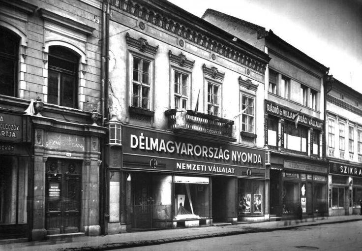 Kárász utca, Várnay-ház.