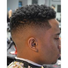 """""""Super clean cut and style by @mikes_custom_kuts  #curlsponge available at diamondcuts.squarespace.com"""""""
