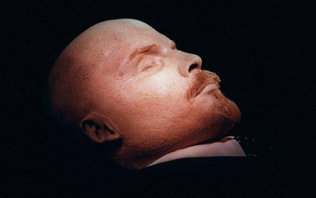Vladimir Lenin died from syphilis, new research claims Vladimir Lenin, the Russian revolutionary and architect of the Soviet Union, died from syphilis caught from a Parisian prostitute and not from a stroke as has always been believed, new research has claimed.