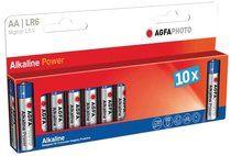AA / LR6 alkaline batterij 10-pak