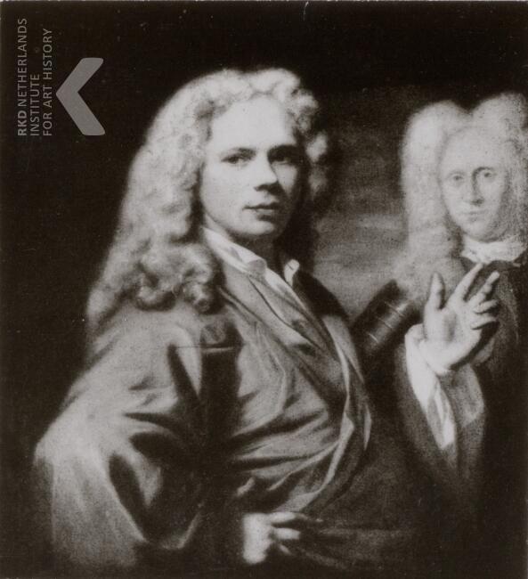 Jan Maurits Quinkhard Portrait of Jan Maurits Quinkhard (1688-1772), 1726