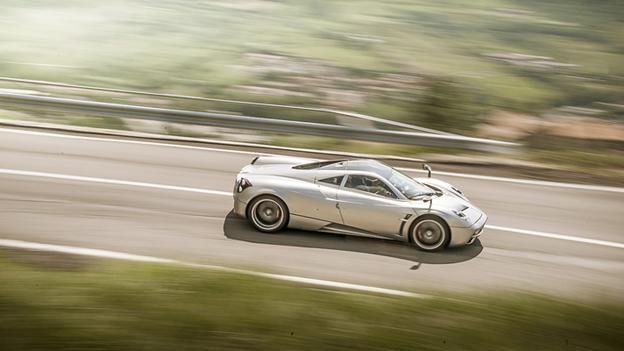 Pagani Huayra, Italy - Boutique hypercars. A chimerical fantasy of a 720-horsepower beast lurking under a coachbuilt body befitting a jewelry shop. Manufacturer plans a run of about 40 cars per year.Cost: $1,070,500