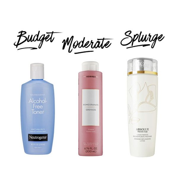 The best toners at every budget