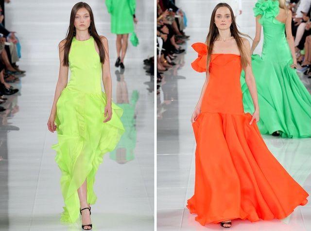 Ralph Lauren -Colección -primavera - verano 2014- Fashion Week Nueva York (12)